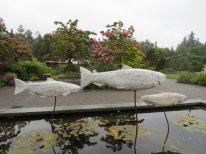 """Ghost Salmon"" - by Paul Burke"