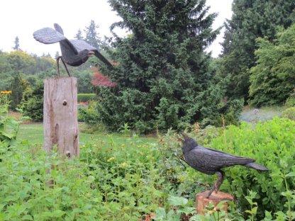 """Cedar Ravens"" - by Paul Burke"