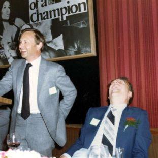 Ernie Harder, Phil Tindle (1980)