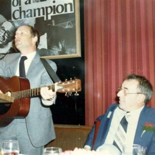 Ernie Harder, Phil Tindle